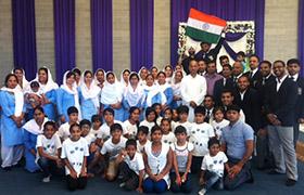 Mukti Parv Celebrated In Mantova in Italy: August 17, 2014